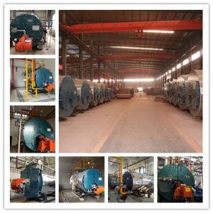 Oil Gas Fired Steam Boiler / Diesel Burners Steam Boiler pictures & photos