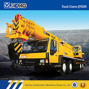 XCMG Qy50k 50ton Used Truck Crane in China pictures & photos