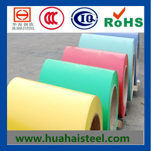 Pre-Painted Galvanized Steel in Coils or Sheets (many colors) pictures & photos