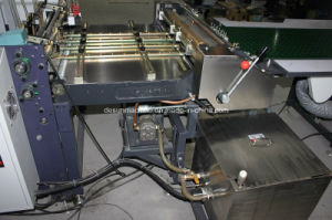 Yx-650A Semi-Automatic Case Making Gluing Machine pictures & photos