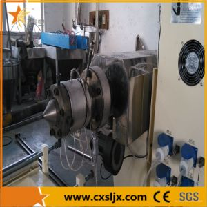 PP PVC PE Single Wall Corrugated Pipe Production Line pictures & photos