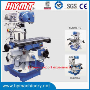 XQ6226B series Universal Swivel Head Milling Machine pictures & photos