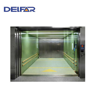 Safe and Large Goods Elevator From Delfar pictures & photos