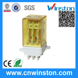 General-Purpose 8pins Industrial Electromagnetic Relay with CE pictures & photos