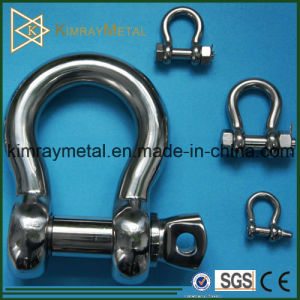 Stainless Steel Bow Type Shackle pictures & photos