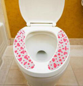 2017 New Design OEM Toilet Seat Protectors pictures & photos