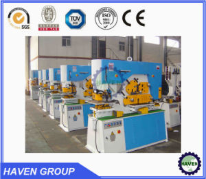 Q35y Series Hydraulic Ironworker with ISO Certificate pictures & photos