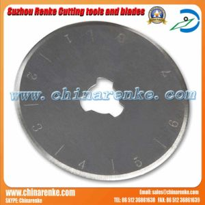 60mm Rotary Cutting Blades for Olfa Cutter pictures & photos