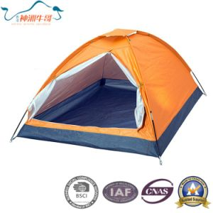 190t Polyester Fabric Playing Beach Dome Tent pictures & photos