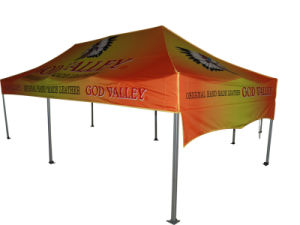 Digital Printing10*20 Ft Pop up Canopy with Aluminum Pole pictures & photos