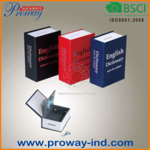 Mini Dictionary Book Security Safe pictures & photos