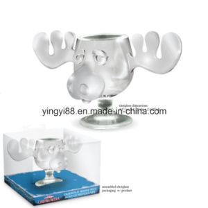 Best Selling Christmas Vacation Acrylic Glass Moose Mug pictures & photos