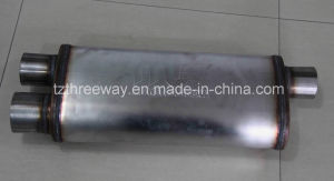 Magnaflow Oval Muffler-- Single/Dual 2.25′′/2.25′′ pictures & photos