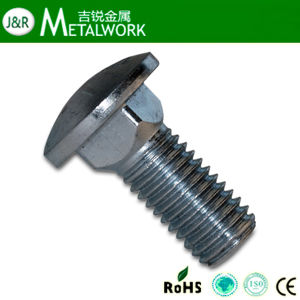 Galvanized ASTM A307 Grade a Carriage Bolt (ANSI 18.5) pictures & photos