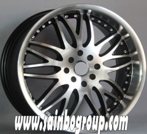 Wholesale Aluminum Alloy Wheel Rim/Car Rim pictures & photos