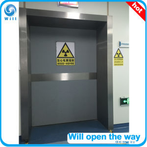 X-ray Proof Automatic Hermetic Sliding Door pictures & photos