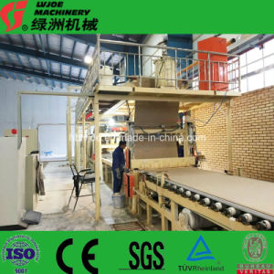 High Profit Gypsum Plaster Board Production Line /Making Machine pictures & photos
