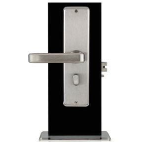 Euro Standard Electronic RFID Keyless Hotel Room Card Key Door Lock System pictures & photos