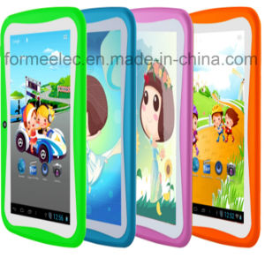 """7"""" 512MB4GB WiFi Kids Tablet PC Android 5.1 Rk3126 MID pictures & photos"""