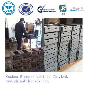 2016 Coated Galvanized Sheet Metal Melding Processing pictures & photos