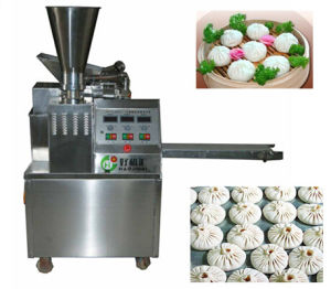 Best Selling Automatic Steamed Stuffed Bun Making Machine