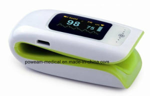 Fingertip Bluetooth Pulse Oximeter (MP-F2) pictures & photos