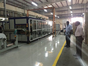 High Quality Lid Thermoforming System pictures & photos