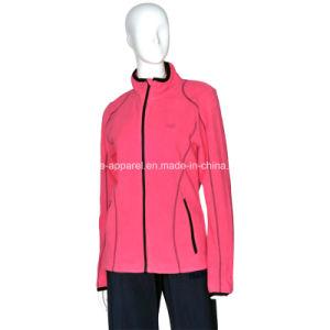 Professional Customized Polyester Polar Fleece Jacket pictures & photos