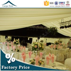 Hot Sale 500 ~ 600 People Marquee Large Wedding Tent with Lingings pictures & photos