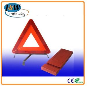 Car Triangle Warning Sign / Reflective Red Warning Triangle pictures & photos