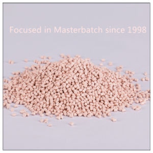 Pink Plastic Masterbatch for Injection
