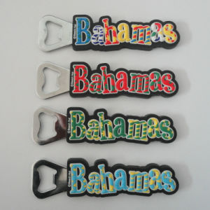 High Quality Rubber Promotiona Gift Bottle Opener pictures & photos