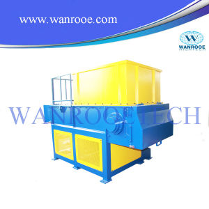 Powerful Plastic Single Shaft Shredder pictures & photos
