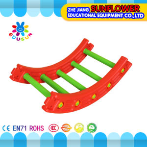 The Balance Board for Children, The 1/4 Round, Quanter Round, Plastic Toys pictures & photos