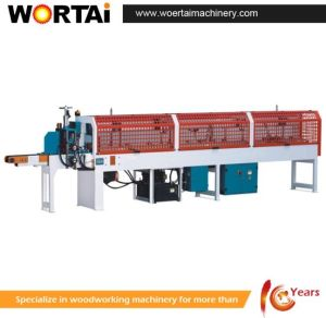 Wood Door Frame Making Machine Finger Jointing Assembler pictures & photos