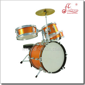 4PCS Junior Drum Set for Kids/Children Drum Set pictures & photos