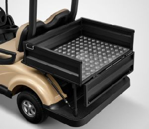 Best Electric Car 2 Seater with a Rear Cargo Box Utility Golf Carts pictures & photos