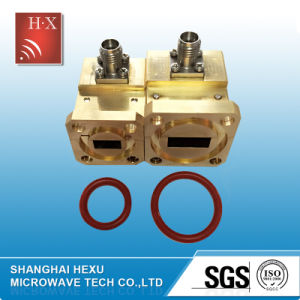 Right Angle Waveguide to Coaxial Adapter pictures & photos