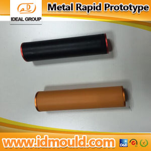 Anodized Gold Color Aluminum Prototyping pictures & photos