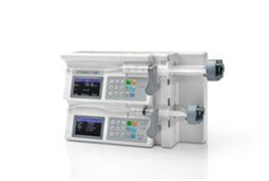 Double-Channel Syringe Pump with Good Quality (MC-SP05III) pictures & photos