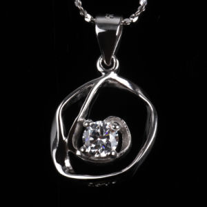 Whole Sale Irregular Shape Fashion Silver Jewelry Pendant pictures & photos