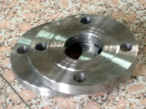 Hydraulic Fitting Stainless Steel Flange