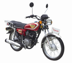 125/150cc Cg Alloy Wheel Low Fuel Comsumption Motorbike (SL150-B1a) pictures & photos