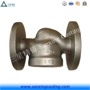 Investment/Lost Wax Casting Foundry Valve Parts pictures & photos