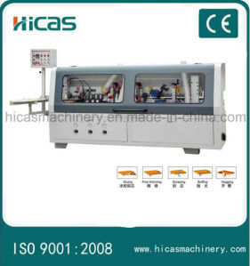 Hcs518c Edge Bander Youtube Automatic Edge Bander with Glue Pot pictures & photos