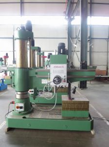 Radial Drilling Machine Z3040X14/II