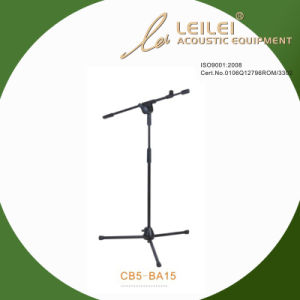 Height Ajustable Table Microphone Stand (CB5-BA15) pictures & photos