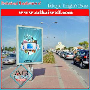 Mupi Scrolling Light Box for Advertising Signage pictures & photos