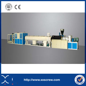 Xinxing Brand Gf Type UPVC Pipe Extrusion Line pictures & photos