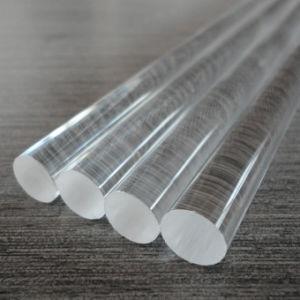 High Temperature Resistant, High Purity Quartz Rod